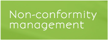 Non-conformity management module